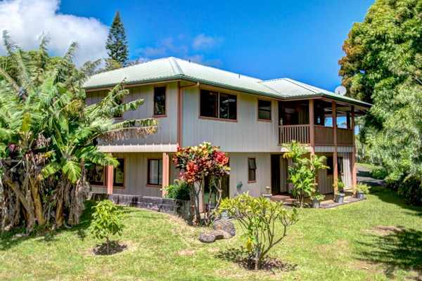 Moderate priced home in Kapaau