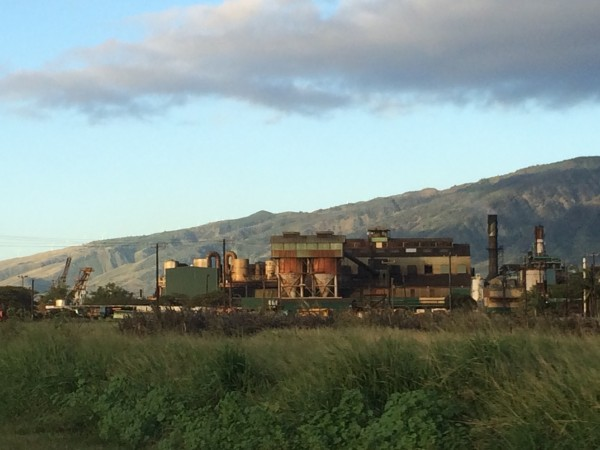 This is the last surviving Sugar Mill on Maui