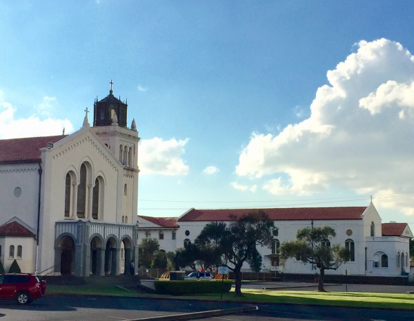 St. Patrick Church and School - 6th Avenue and Waialae