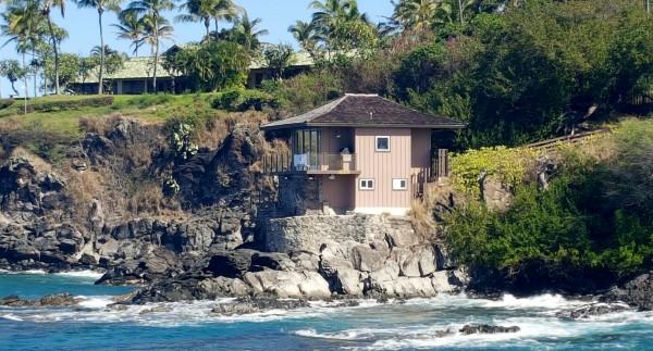 Cliff House on Namalu Bay