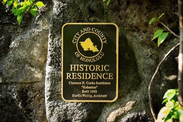 Historic Residence in Nuuanu