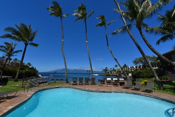 Honokeana Cove Pool
