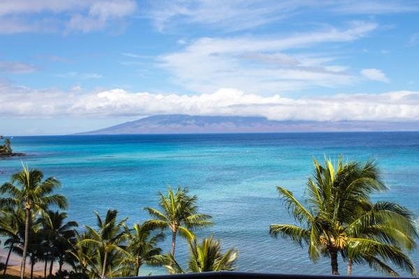 Ocean view from Valley Isle Resort #902