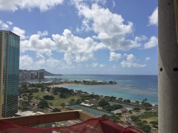 Anaha Diamond Head view