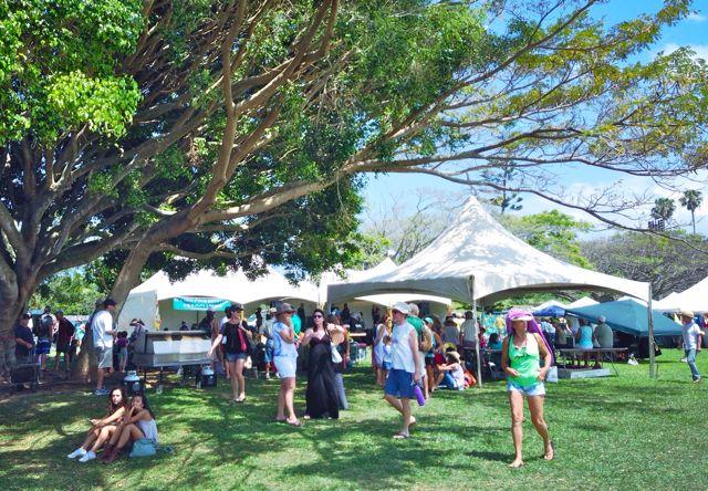 Haiku Maui's annual flower festival