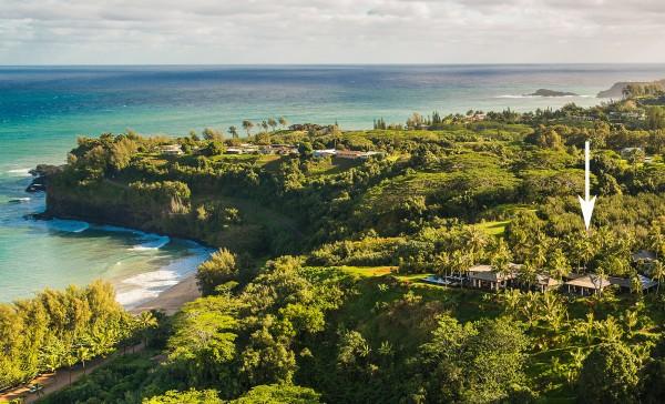 Kauai 39 s ultimate blufftop property with world class home for Kauai life real estate