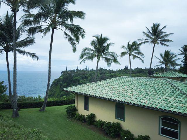Sammy Hagar's Huelo estate