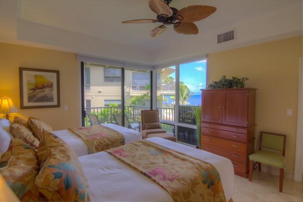Guest Bedroom View