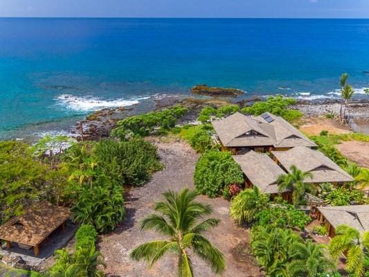 Oceanfront lot for sale Kona