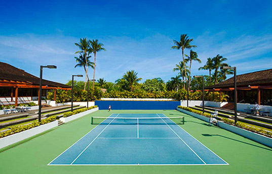 Mauna Lani Tennis pic
