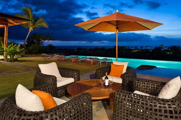 Hualalai Resort property for Concierge Auctions