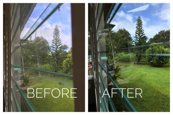 How to clean jalousie windows the best way vs the - Best way to clean windows ...