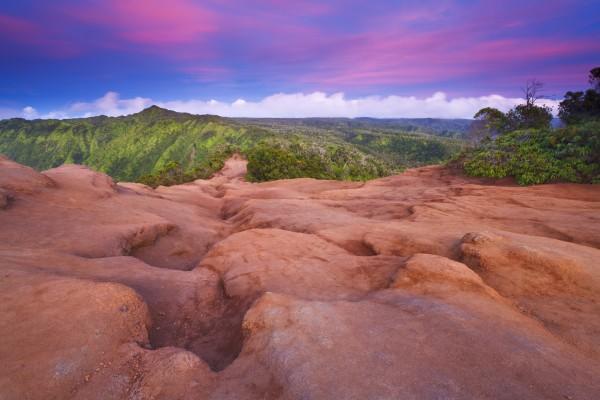 Kauai Red Earth