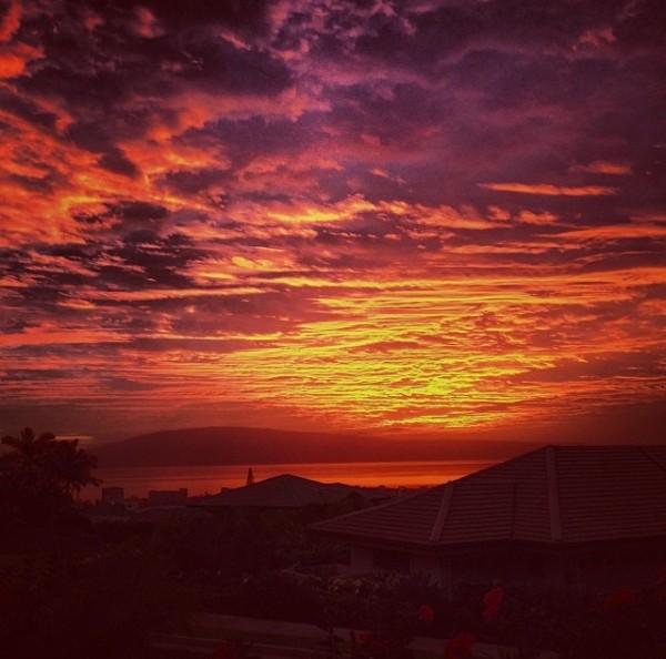 Home Sunset