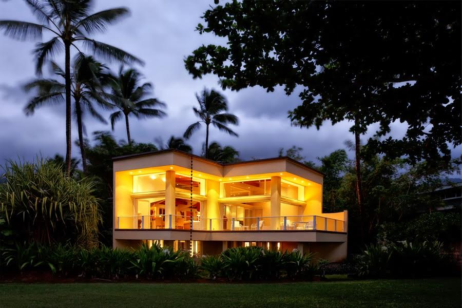 Christie 39 s international real estate house of the day for Kauai life real estate