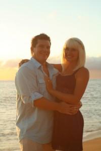 Jeremy and Megan proposal