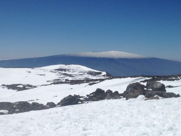 Mauna Loa from MK