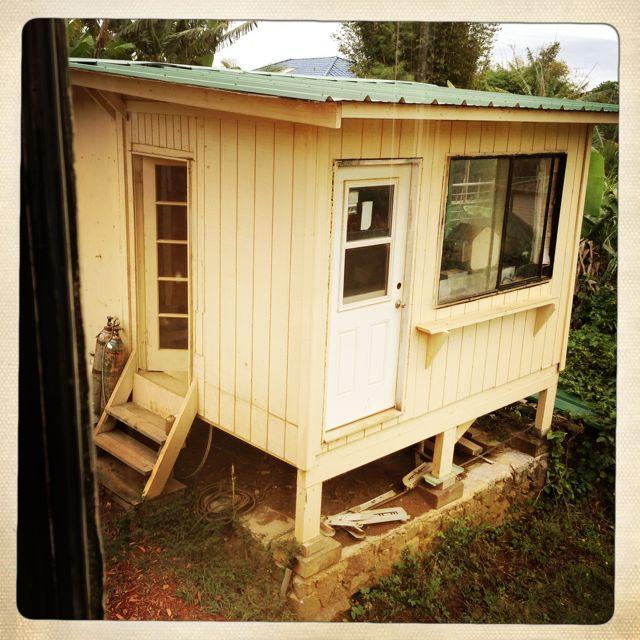 Maui style tiny house