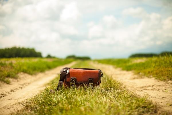 road-fashion-vintage-bag