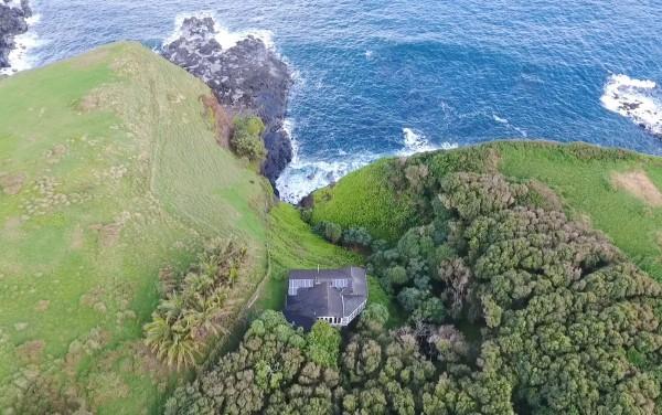 Oceanfront in Huelo, Haiku Maui
