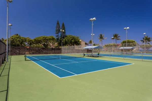 Keauhou Surf and Racquet Club