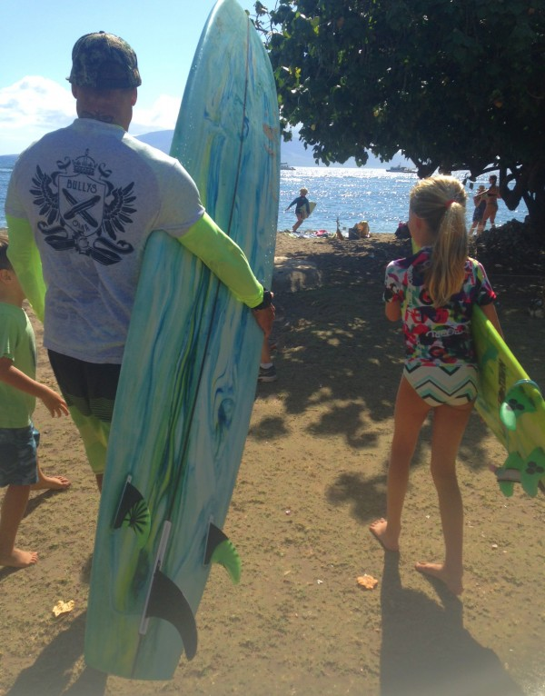 """Go surfing with """"Bully"""""""