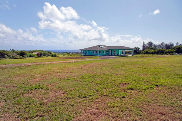 Small home on large acreage for sale
