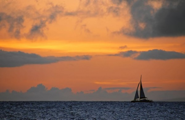 Sunset Sail!