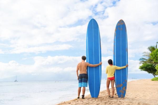 Maalaea Surf Spot