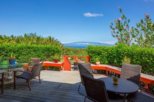 ocean view home on acreage for sale in Hawi
