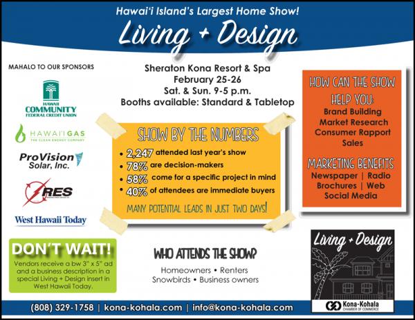 Kona Design Show