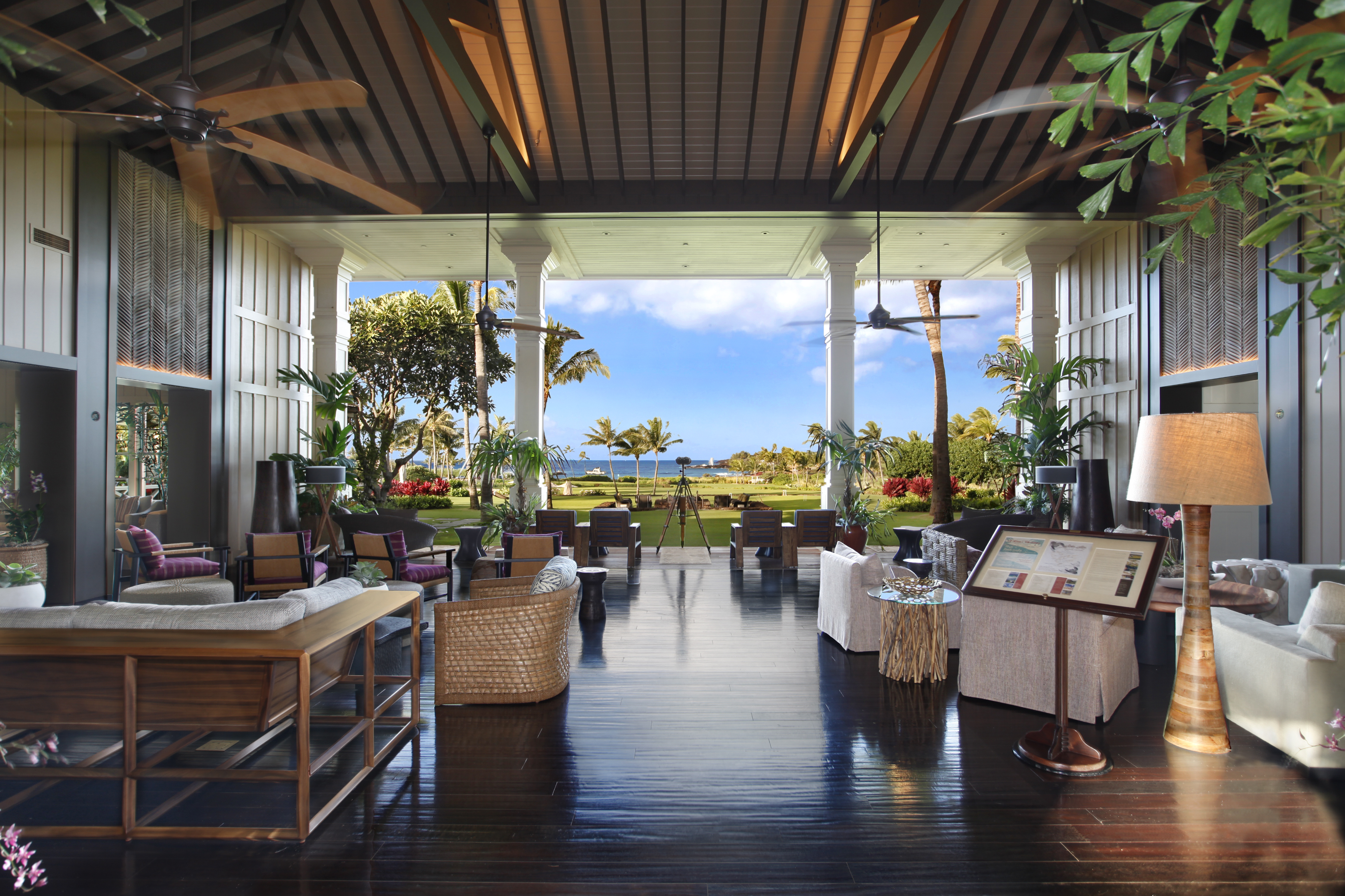 Gino Castano Designs A Fresh Look For Kukuiula S Plantation House